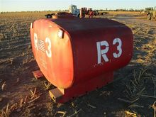 Used Fuel/Water Tank