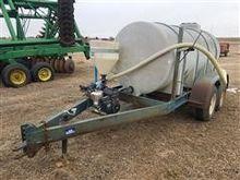 Used 1000 Gallon Nur