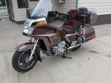 1986 Honda Goldwing 1200A Aspen