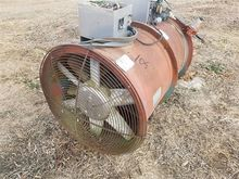 New Products Inc Grain Bin Fan