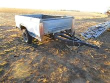 Ford Pickup Box Trailer
