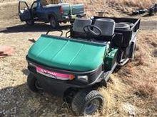 Cushman 898657 Utility Cart