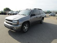2006 Chevrolet TrailBlazer LS 4