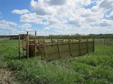 Livestock Processing Chute