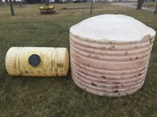 Poly Water / Chemical tanks