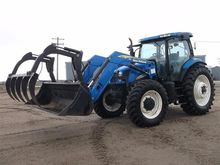 2009 New Holland T6050 MFWD Tra