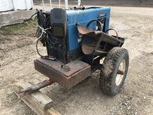 Miller 225NT Portable Welder/Ge