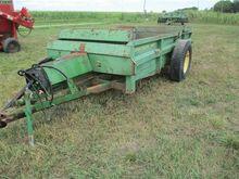 John Deere 450 Hydra-Push Manur