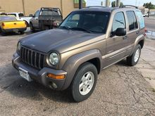 2002 Jeep Liberty Limited Editi