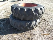 Firestone Bar Tires and Rims