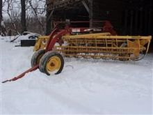 2008 New Holland 258 Hay Rake