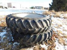 Firestone /Case  IH Dual Tires