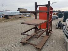 Behlen Mfg Steel Storage Rack