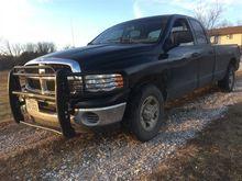 2003 Dodge Ram Truck 2500 Quad