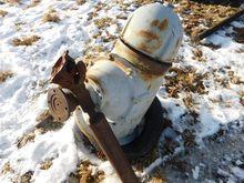 Amarillo Irrigation Gear Head