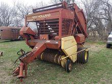 Used Holland 851 Rou