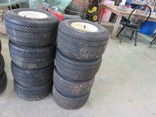 Carlisle Links 18-8.5-8 Tires &