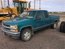 1996 Chevrolet Silverado 1500 4
