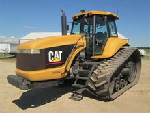 1997 Cat CH55 Tracked Tractor