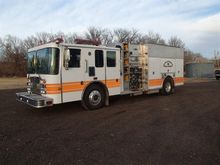 Used 1993 HME Fire T