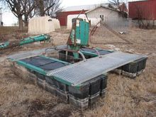 "Houle 4"" Pontoon Manure Pump"