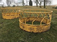 Franklin Bale Feeder Rings and