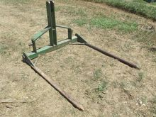 Shop Built Bale Spear
