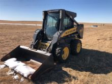 Used New Holland L175 Skid Steer Loader for sale | Machinio
