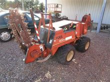 Ditch Witch 400SX Trencher