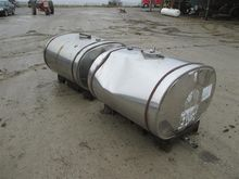 Chem-Farm Saddle Tanks