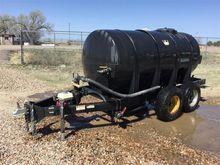 Wylie 1000 Gallon Water/Fertili