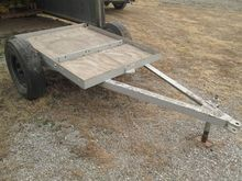 Used 2 Wheel Trailer