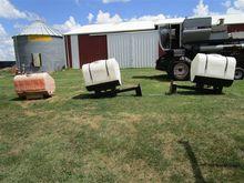 Agco Saddle Tank Set & Single T