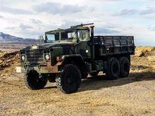 1990 BMY M923A2 T/A 5 Ton 6X6 C