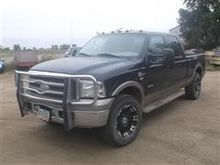 2007 Ford F250 King Ranch Picku