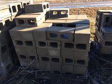 Used Concrete Blocks