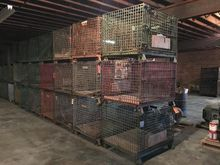 Cargotainers Steel Cage Storage