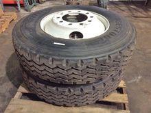 Bridgestone M880 11R22.5 Truck