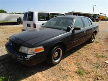 2000 Ford Crown Victoria Patrol