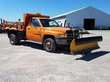 1996 Dodge Ram 3500 4x4 Dump Tr