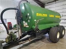 2002 Balzer 3000 Magnum Liquid