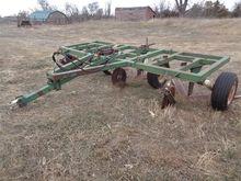 Flex King KM-17 Sweep Plow