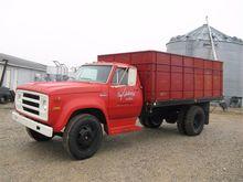 1974 Dodge C600 S/A Grain Truck