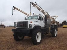 1997 GMC Stahly C8500 Spray Rig