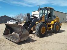 2011 John Deere 524K High Lift
