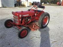 International LoBoy Tractor