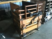 Long Reach Forklift Box Clamp