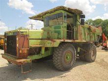 1981 Terex 33-05 Off-Road Dump