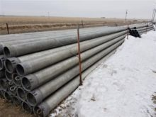 Tex Flow 8 Gated Irrigation Pipe