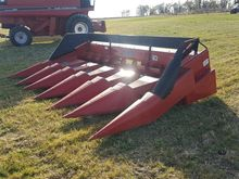 1990 Case IH 1063 Corn Header